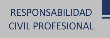 Responsabilidad civil profesional. arquitectos. aparejadores